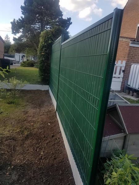 Pose de clôture Lens, Panneaux Béthune – Parcs et Jardins de ...